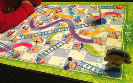 chutes and ladders board game profile and gameplay