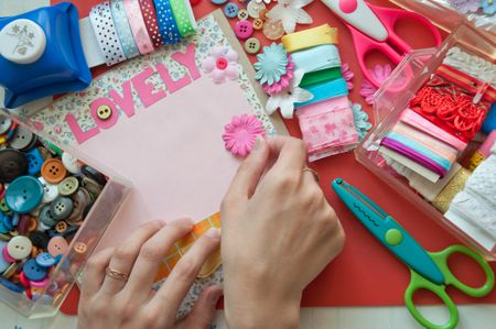 What Is Scrapbooking Crafting 101