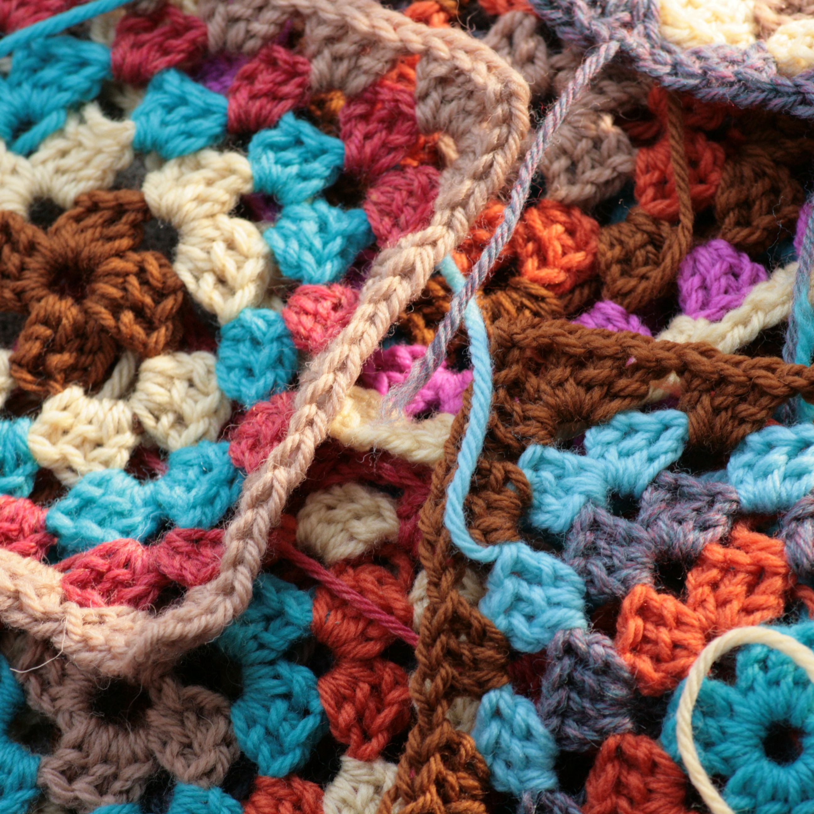These Organizations Accept Crochet Donations