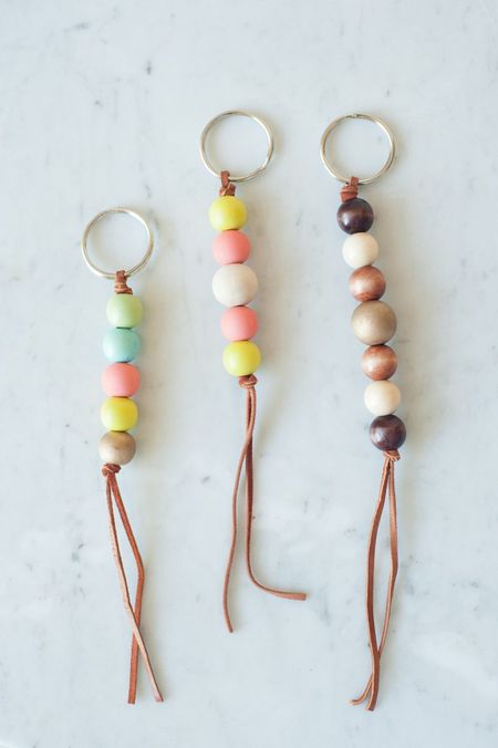 15 DIY Keychains That Make Great Gifts 74f75def7e5f