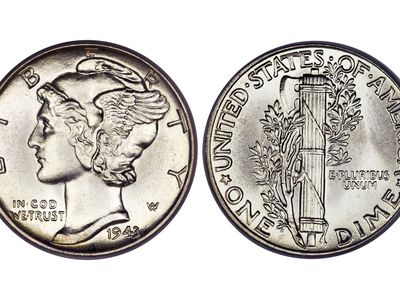 How Much Is My Mercury Or Winged Liberty Head Dime Worth