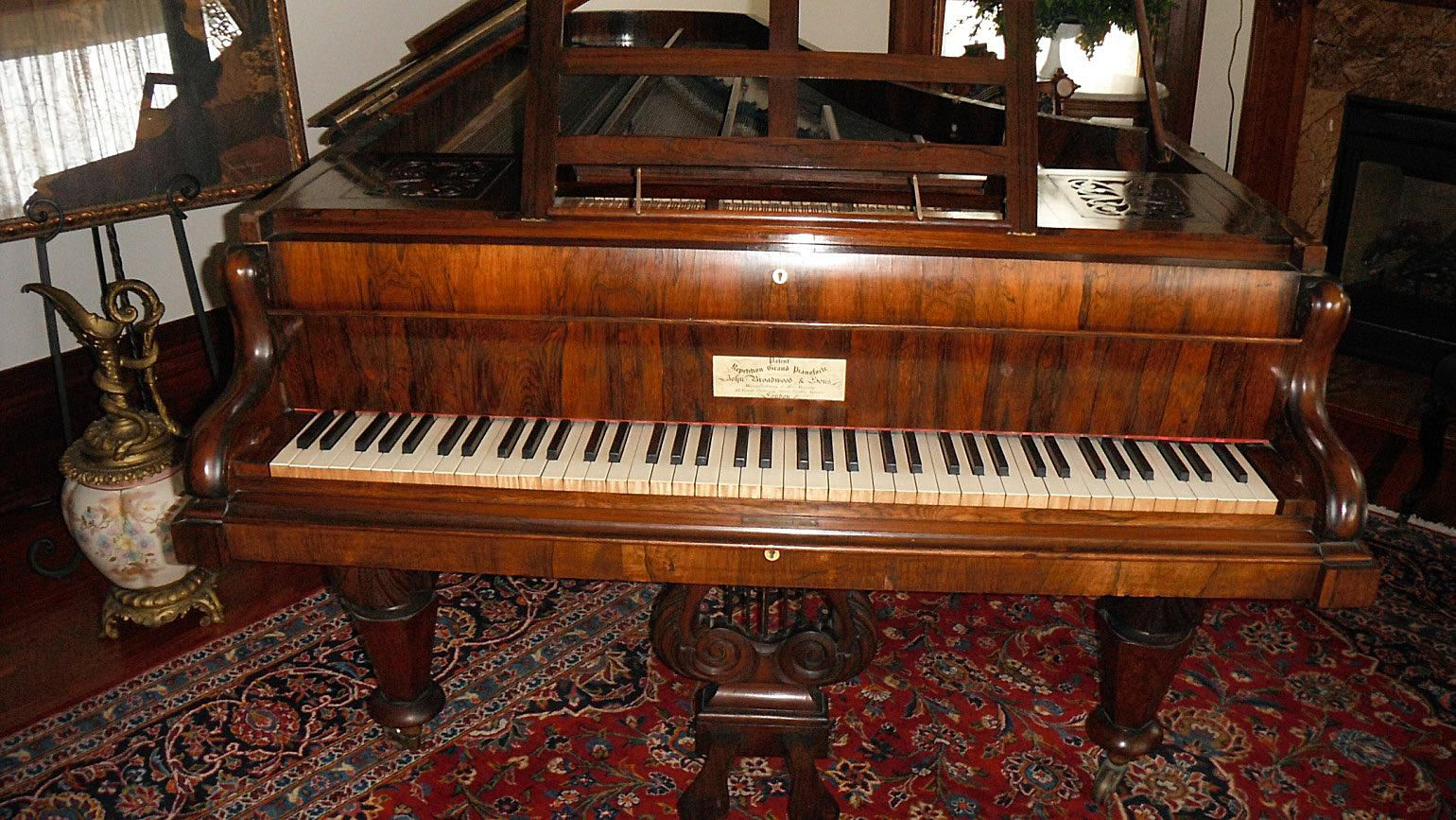 Is It A Piano A Pianoforte Or A Harpsichord