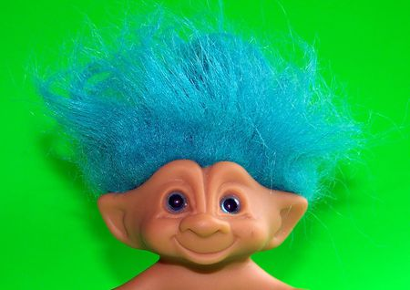 Image result for troll dolls