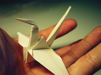 Learn About Origami And Paper Folding In China