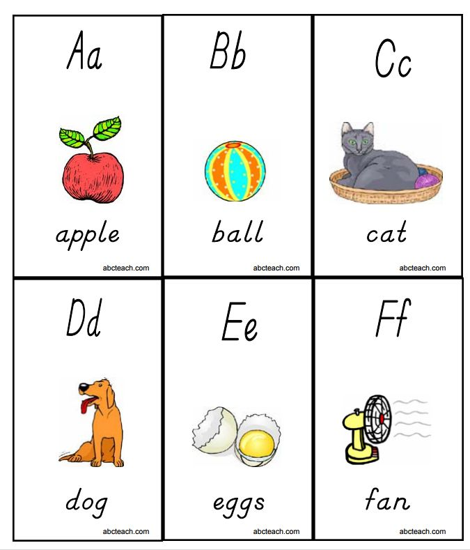 It is a picture of Decisive Printable Alphabet Flashcards