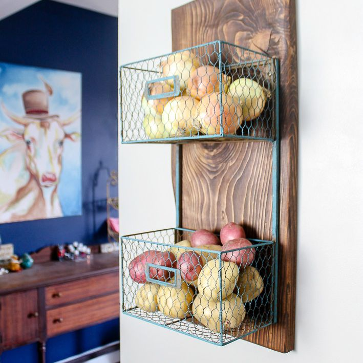 Small room DIY ideas for the kitchen
