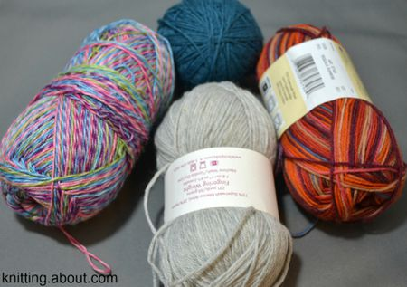 how is sock yarn defined and what makes a good sock yarn