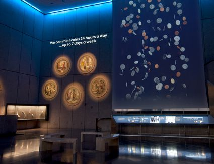 The United States Mint at Philadelphia Visitor Center