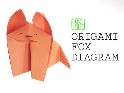 How to make an easy origami rose how to make an easy origami fox mightylinksfo