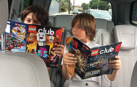 how to get free lego magazine subscription for kids