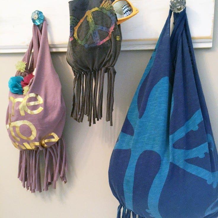 make a t-shirt tote bag