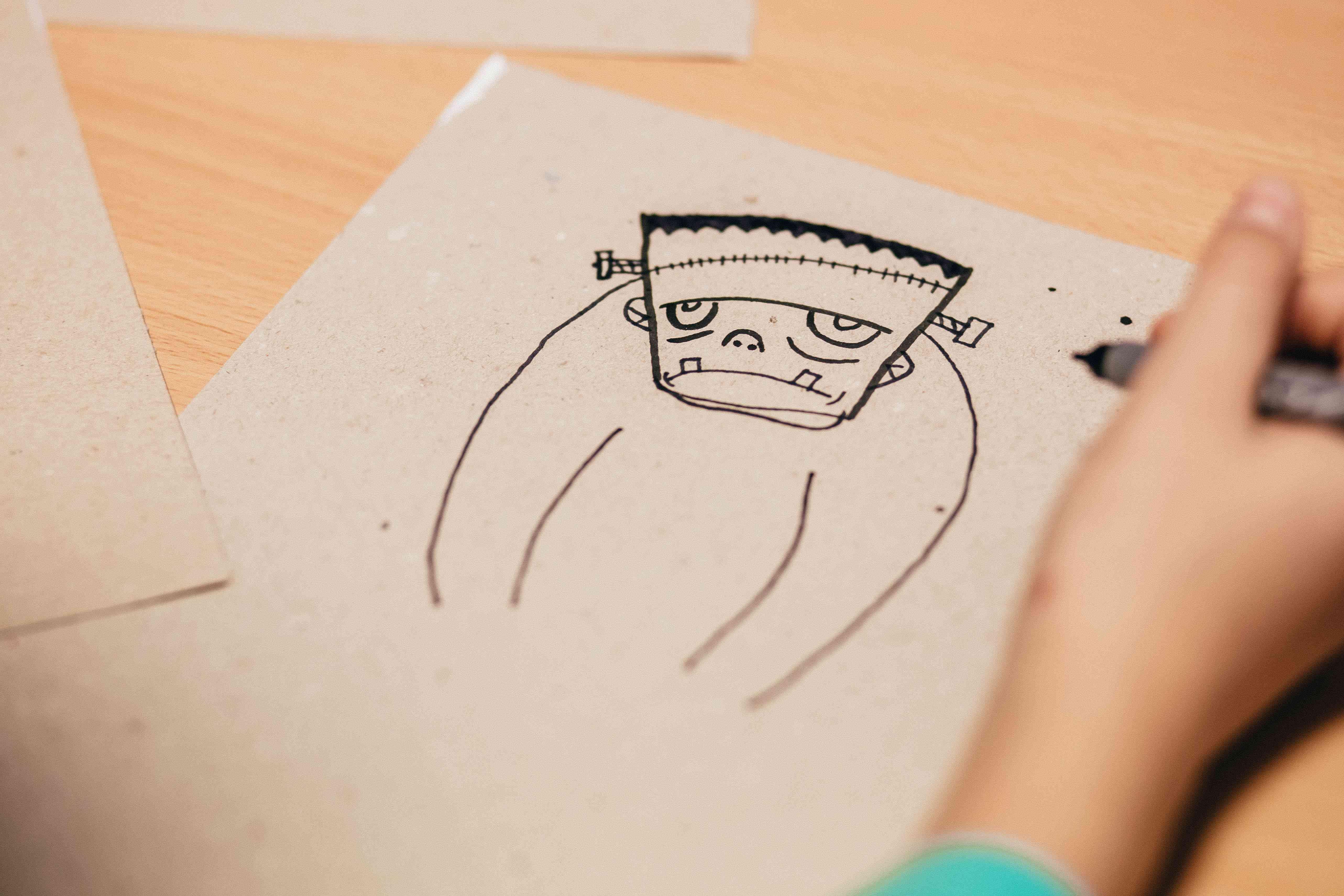 sketchbook drawing ideas