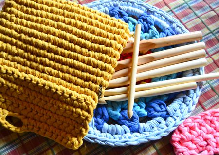 Easy Crochet Dishcloth Free Pattern