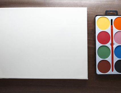 Painting on Hardboard or Wood Rather Than Canvas