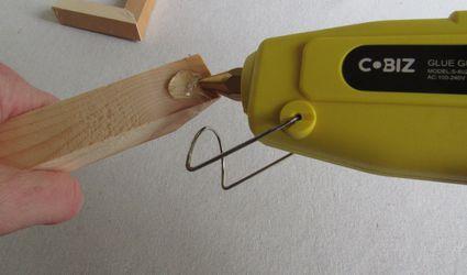 Cobiz Dual Power Heavy Duty Glue Gun