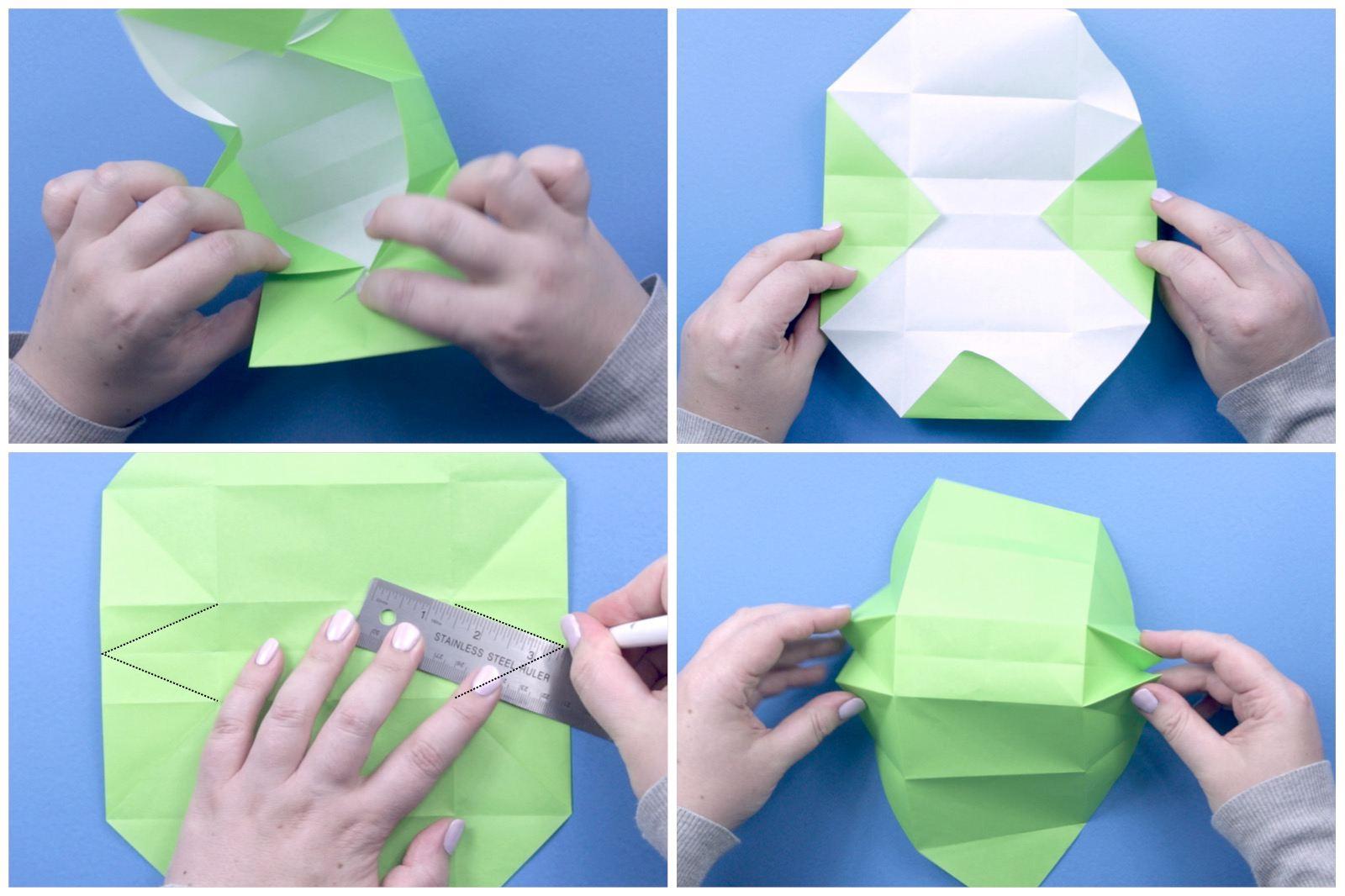 origami purse tutorial 07