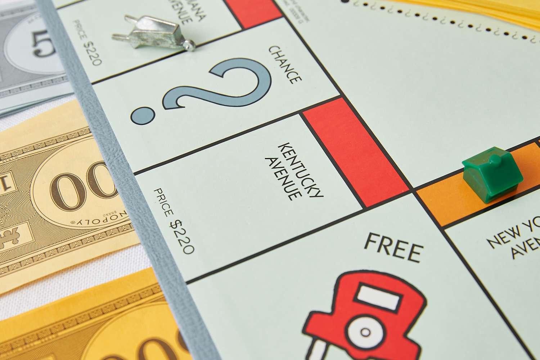 Monopoly Kentucky Avenue