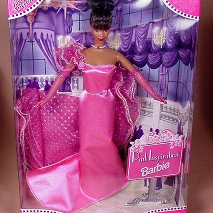 Pink Inspiration Barbie Doll c. 1998