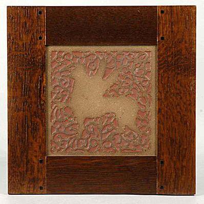 Rookwood Faience Tile