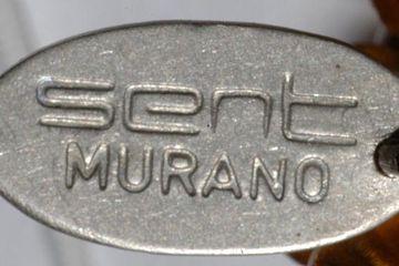SENT Murano Jewelry Mark
