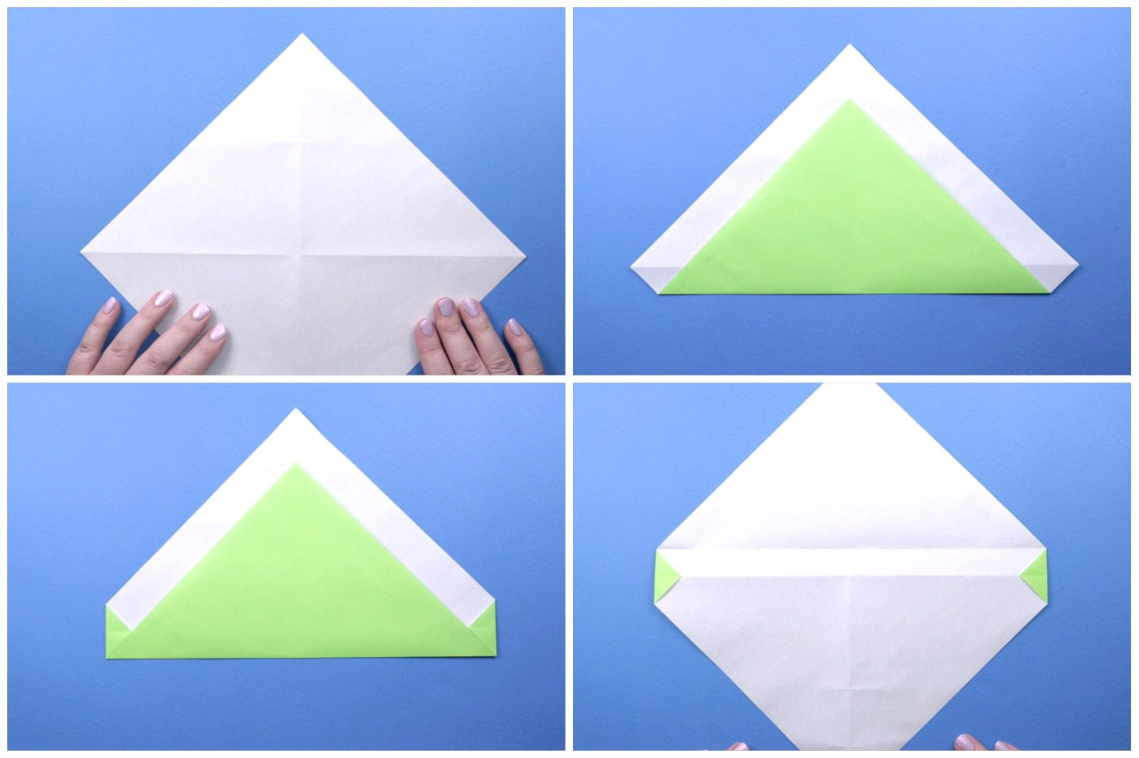 How To Make An Origami Purse