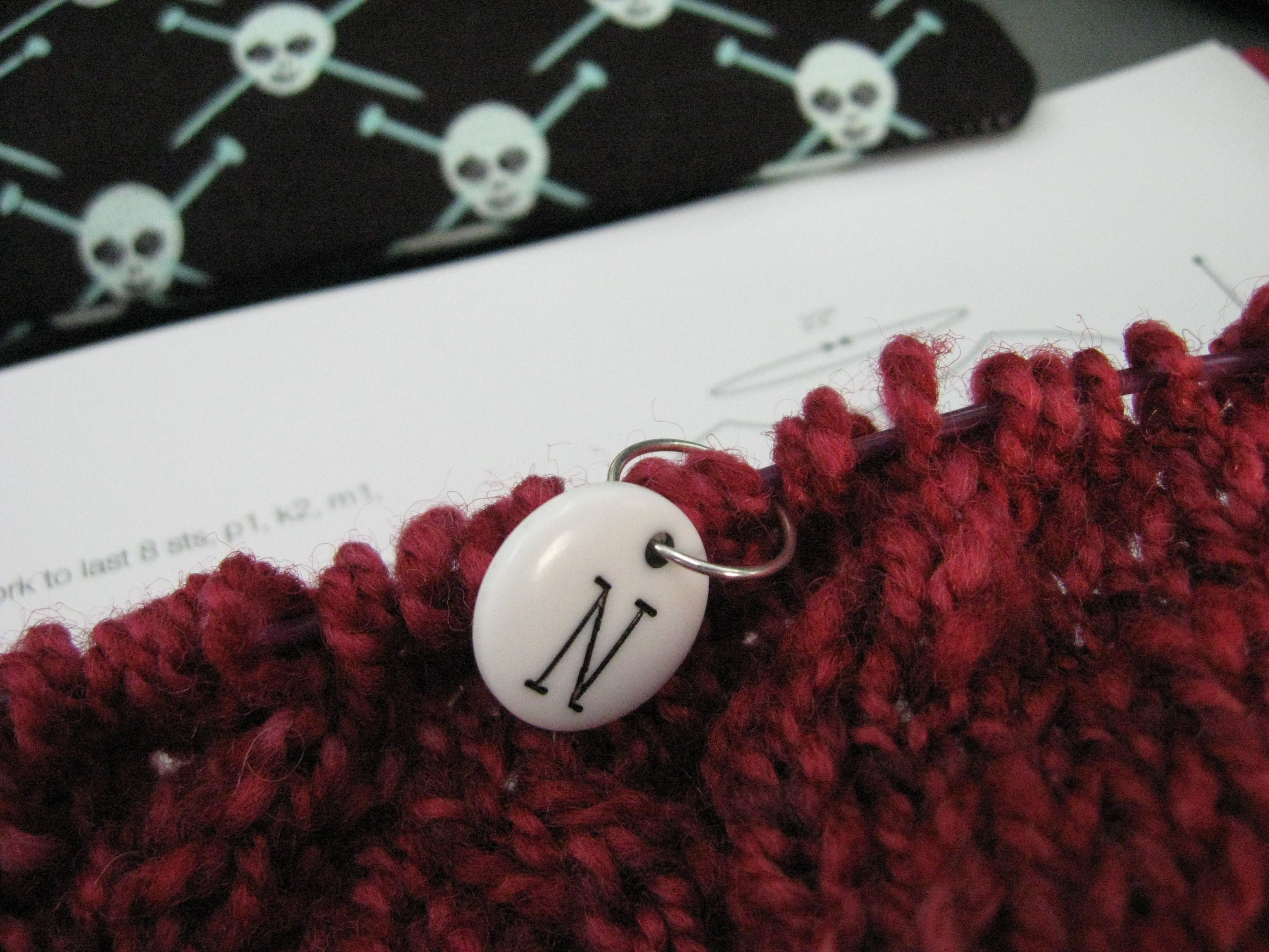 What Is A Knitting Stitch Marker