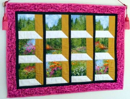 Pictures Of Attic Windows Quilts Inspiration Attic Window Quilt Pattern