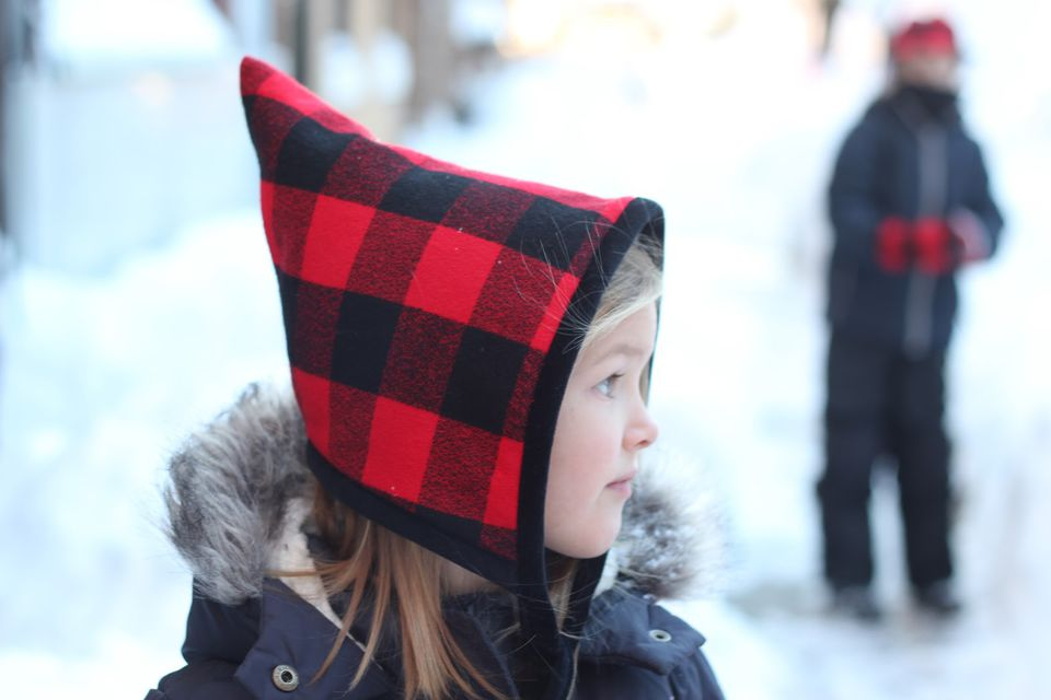 Blizzard Bonnet Sewing Pattern
