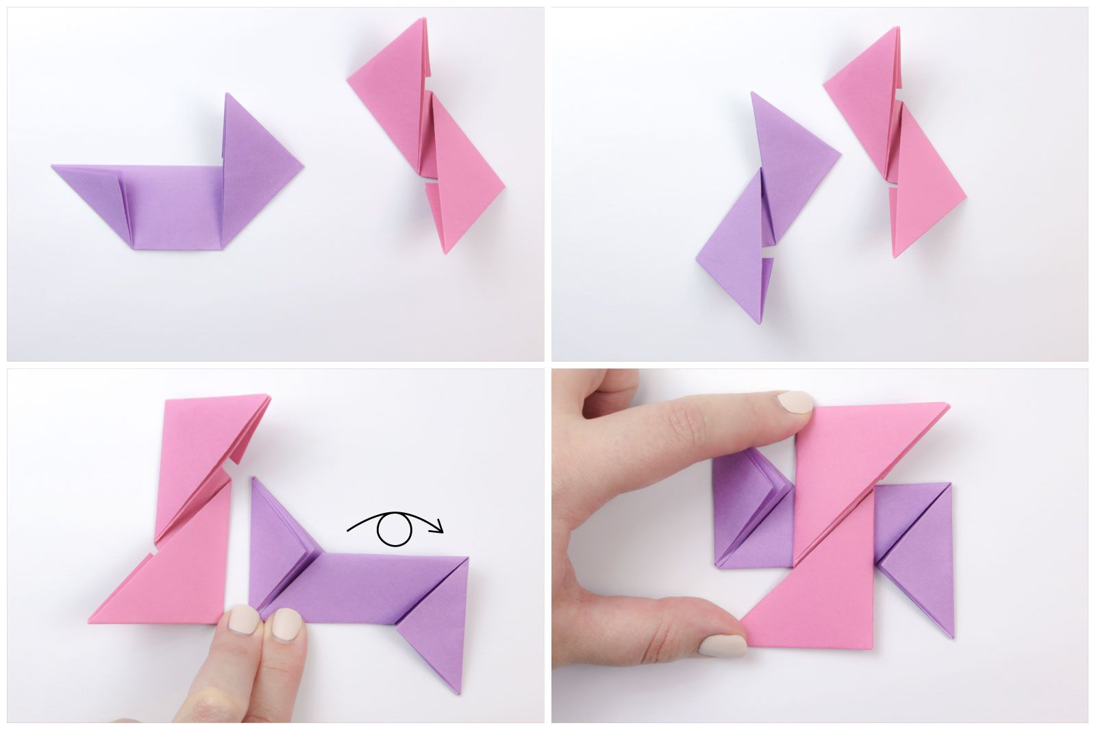 How to Make an Origami Ninja Star : 5 Steps - Instructables | 1066x1600