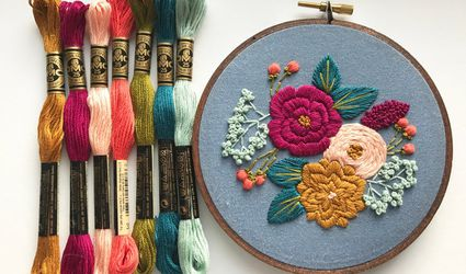 best embroidery kits for beginners