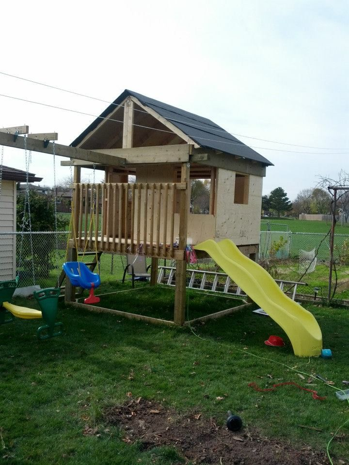 11 free wooden swing set plans to diy today solutioingenieria Choice Image