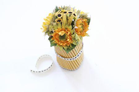 Diy Pencil Vase Gift For A Teacher