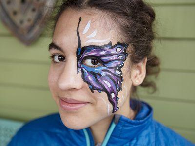 The 9 Best Face Paints Of 2021