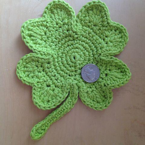 10 Free Crochet Coaster Patterns