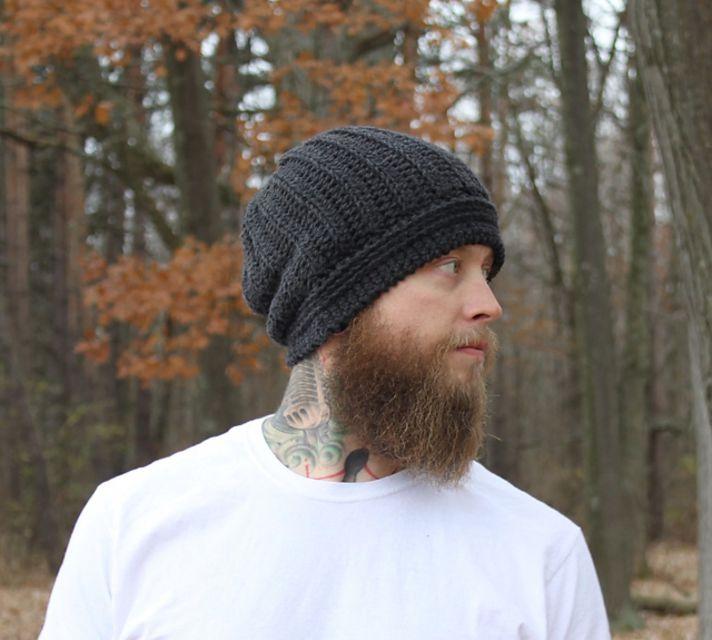 10 Crochet Hat Patterns For Men