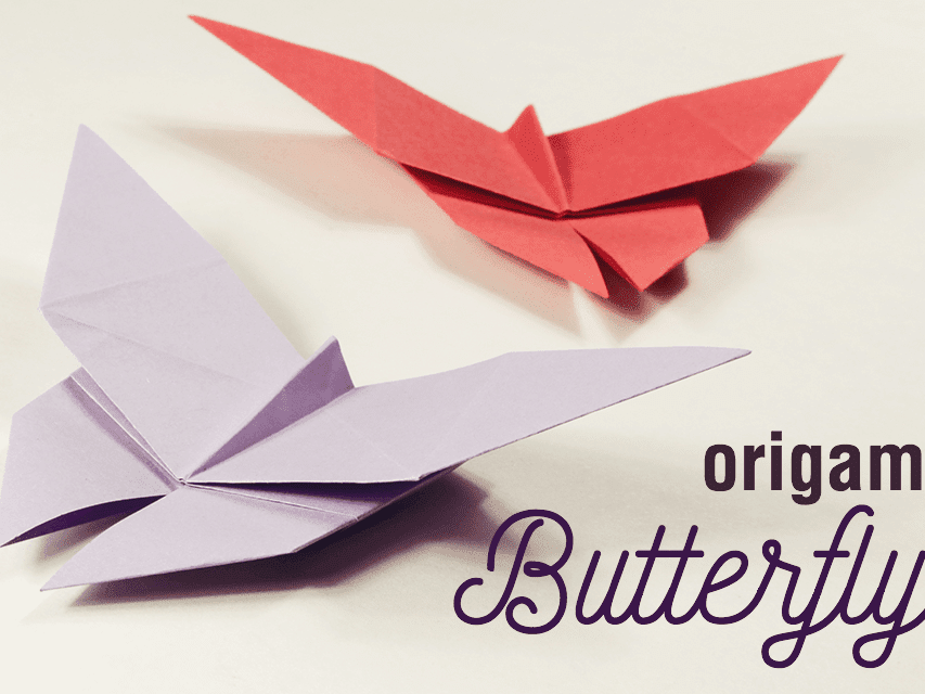 20+ Cute and Easy Origami for Kids - Easy Peasy and Fun | 640x853