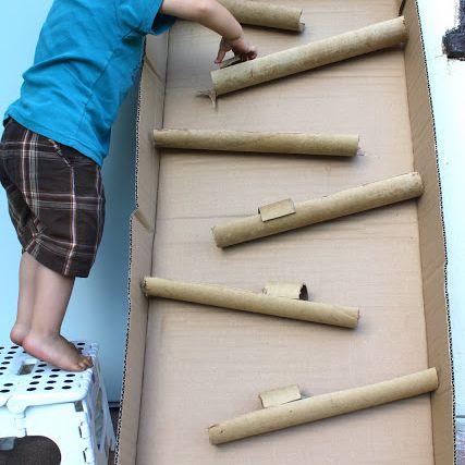 Ball Maze craft