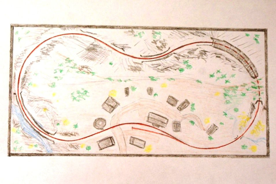 Ho Scale Model Railroad Layout Track Plans