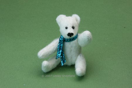 Learn To Sew Your Own Churchill The Polar Bear