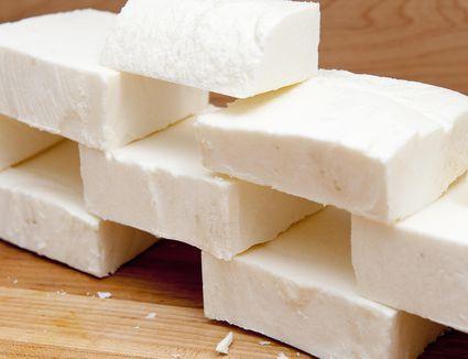 Homemade Lye Soap