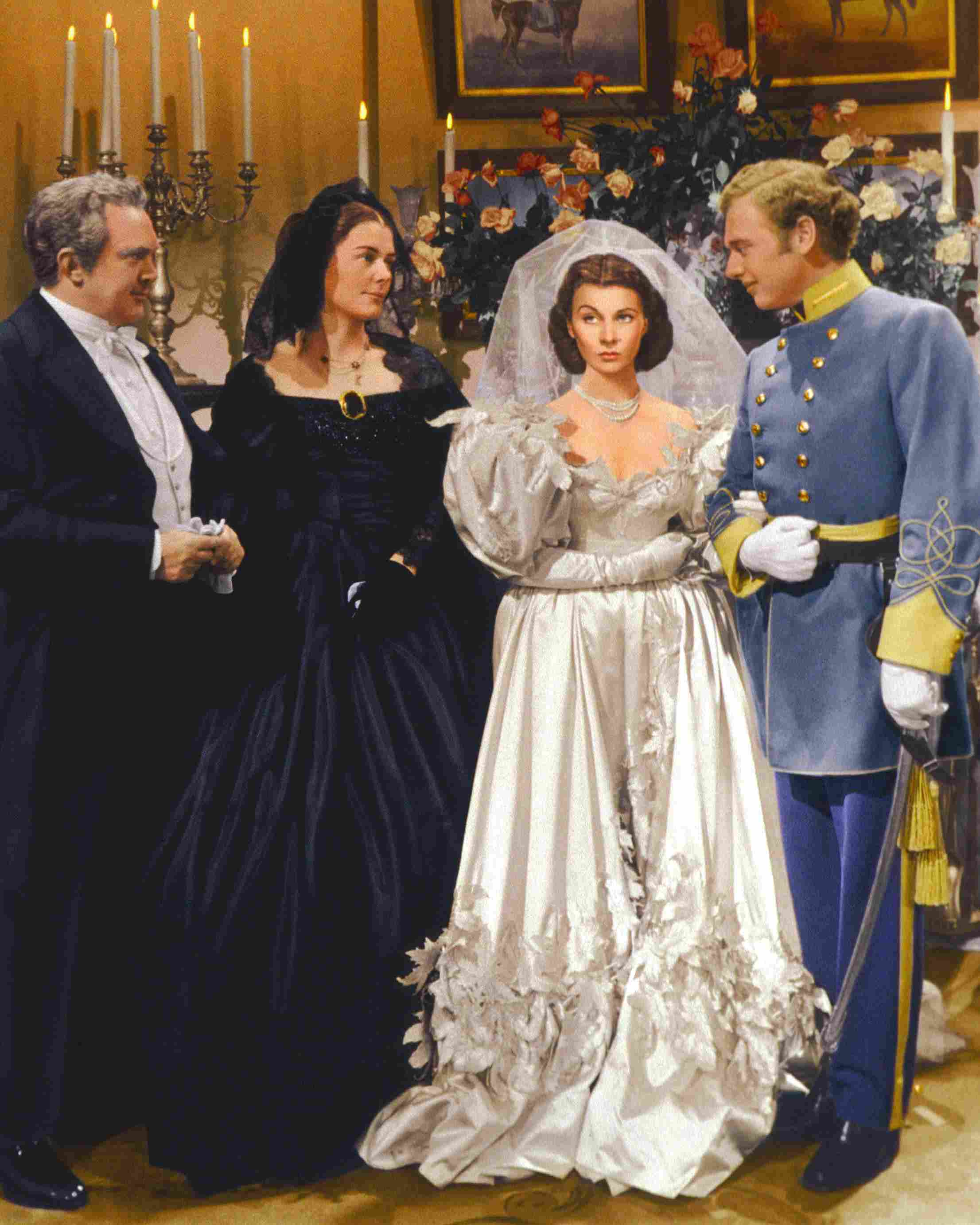 scarlett o'hara's gone with the wind gowns