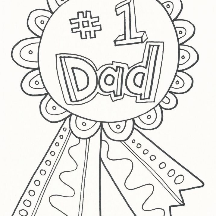 Free I Love My Daddy Coloring Pages, Download Free Clip Art, Free ... | 717x717