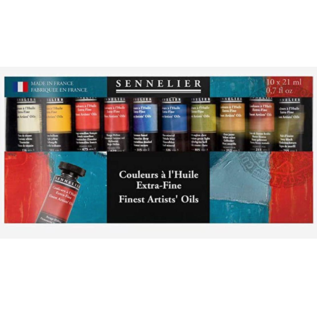 Sennelier Oil Paints