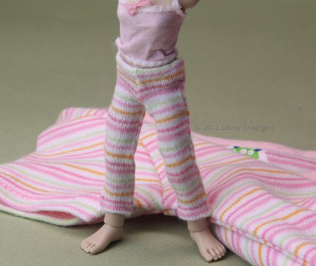 Sew Simple Leggings For Any Size Or Shape Of Doll