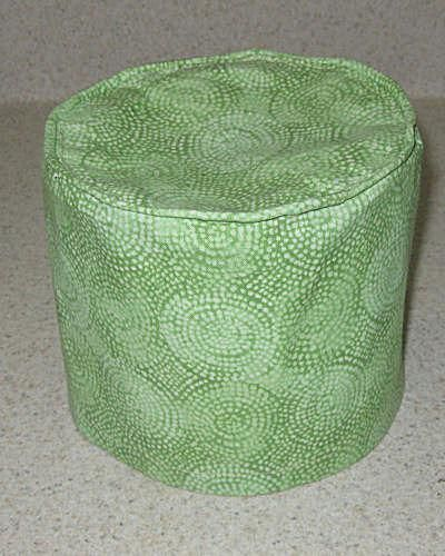 A Photo of a Toilet Tissue Cover Sewn with This Free Sewing Pattern