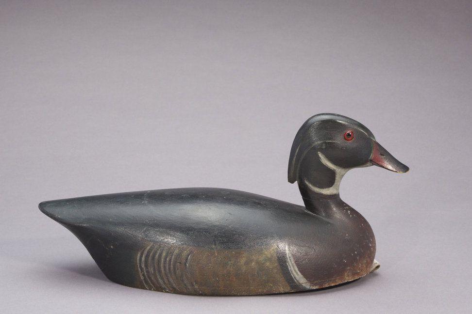 Thomas Chambers (1860-1948), Wood Duck Drake, c. 1900