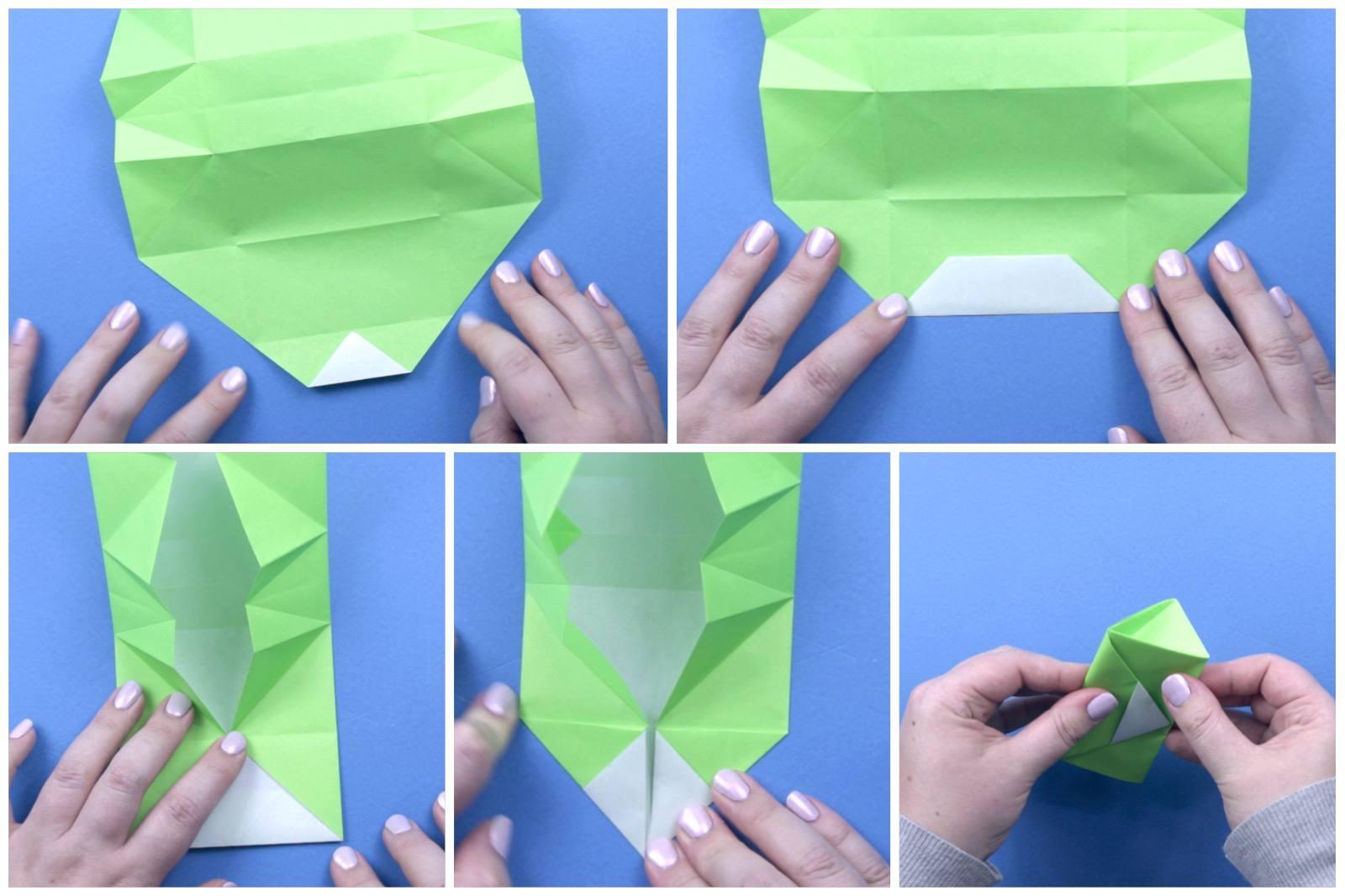 origami purse tutorial 08