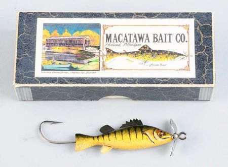 Values For Your Old Fishing Lures