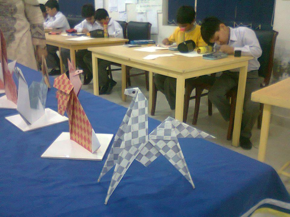 Pakistan Origami Society