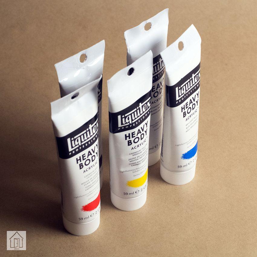 Liquitex Professional Heavy Body Acrylic Paint Set